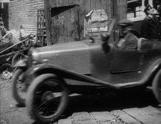 1925 Austin Seven Gordon England Cup