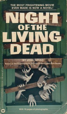 Night of the Living Dead (1968)  (BOOK)