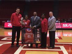 #Houston women's basketball seniors. Congratulations! #framedjersey #jerseyframing