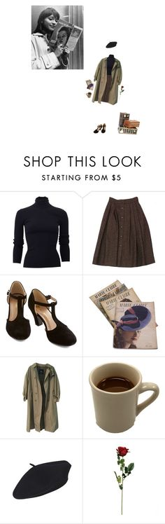 """1668: Je t'adore"" by daisyillusive ❤ liked on Polyvore featuring Michael Kors, Guy Laroche, ANNA, Burberry and vintage"