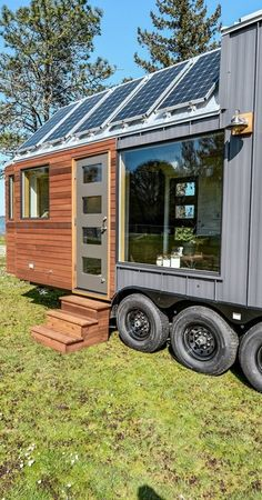 Hollywood Actor Selling 397 Sq. Ft. Tiny Home On 80 Acres In Eugene, Oregon