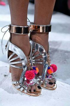 Sophia Webster 2015 heels #shoes @Jenniferw