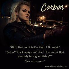 Carbon – ELISE NOBLE