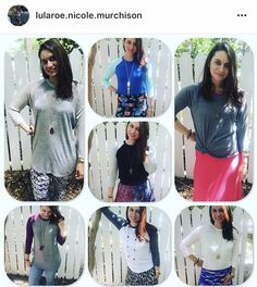 Solid Lularoe randy baseball tee Shop this look here: https://www.facebook.com/groups/shoplularoenicolemurchison/
