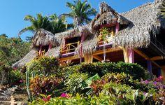 Casa Coco, Yelapa, Mexico   vacation home rentals
