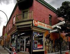 Mile-End:  SoHo-vibe neighborhood