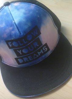 Kup mój przedmiot na #vintedpl http://www.vinted.pl/akcesoria/inne-akcesoria/10243978-follow-your-dreams