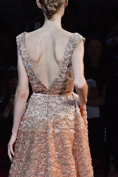 Elie Saab Fall 2014 Runway Pictures - StyleBistro