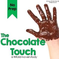 The Chocolate Touch: A 2-Week, No Prep Trifold Novel StudyThis product contains foldable novel study trifolds for the book The Chocolate Touch. Designed to be used whole-class, small group, or as an individual book study. Each section of the foldable trifold focuses on a different essential reading comprehension skill and aligns with state and Common Core standards.
