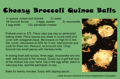 Cheesy broccoli quinoa balls made in the Demarle at Home cake pop tray #demarlemagic
