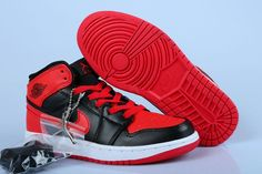 new concept 1d178 25a63 Air Jordan 1 Retro High OG Bred Black Red