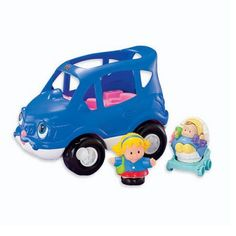 fisher price little people minivan- only if it is NOT pink or purple