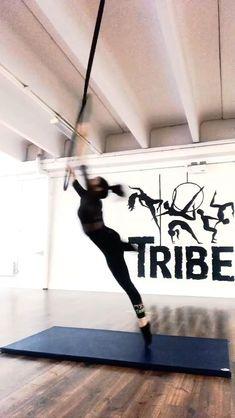 Aerial Acrobatics, Aerial Dance, Aerial Silks, Aerial Hammock, Aerial Hoop, Aerial Arts, Aerial Gymnastics, Gymnastics Videos, Flexibility Dance