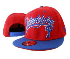 New Era MLB Philadelphia Phillies Caps Red Blue 3831! Only $7.90USD