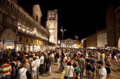 Ferrara Busker Festival 2015 in Ferrara, Emilia-Romagna , Italy | #VearHausing for your vacation in Lidi Ferraresi www.vear.it