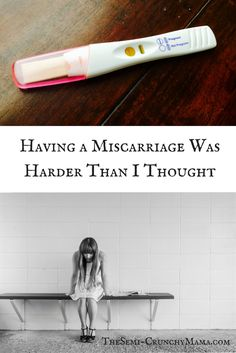My miscarriage was h