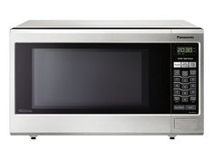 Panasonic NN-SA651S - Family-Size 1.2 cu. ft. Microwave Oven with Inverter Technology, Stainless - Overview