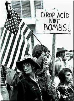 Just Don't Drop Acid Bombs.