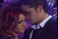 Diego & Roberta (Christopher Uckermann & Dulce Maria) (RBD/Rebelde)