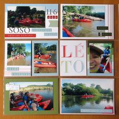 Canoe trip - pocket page 39 Canoe Trip, Happy Mail, River, Baseball Cards, Pocket, Merry Mail, Rivers, Kayaking, Bag