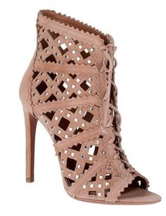 Lace 'Er Up! 11 Pairs of Corseted Sandals