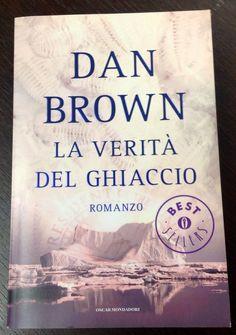 La verità del ghiaccio di DAN BROWN ed. Oscar MONDADORI