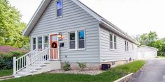 Act fast on this adorable 2 bedroom, 2 bath home in Fergus Falls. This updated home features hardwood floors, eat-in kitchen with pantry and stainless steel appliances, upper level master bedroom and bath with tiled shower, solid 6-panel interior doors, central air conditioning, patio, and 2-stall insulated garage.Click here for a 3D tour: https://my.matterport.com/show/?m=mLFCPaTQshN