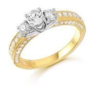 Engagement Rings from Fox Jewellers. Rare Gemstones, Sapphire, Fox, White Gold, Jewels, Engagement Rings, Weddings, Diamond, Stuff To Buy