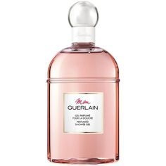 Guerlain Mon Guerlain Perfumed Shower Gel 6.7 oz (£42) ❤ liked on Polyvore featuring beauty products, bath & body products, body cleansers, no color, guerlain and guerlain perfume
