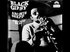 """Archie Shepp, """"Black gipsy"""", album """"Black gipsy"""", 1969 - YouTube"""
