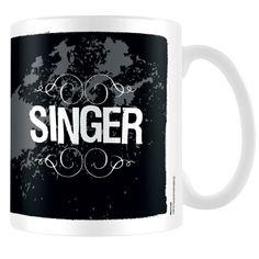 Taza de cerámica - Taza de cerámica por Singer - Número Artículo: 280061 - desde 7,99 € - EMP tienda online de Camisetas, Merchandise, Rock,...