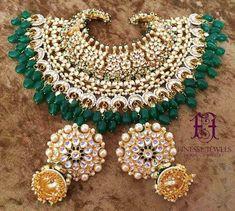 New bridal jewelry vintage earrings etsy Ideas Bridal Necklace Set, Bridal Earrings, Gold Necklace, Chocker Necklace, Silver Earrings, Vintage Earrings, Silver Necklaces, Bride Necklace, Pandora Necklace