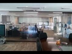 Visit us at https://www.glass-apps.com/ Switchable Glass provides a great solution for meeting spaces in an office environment. A room can create both openne...