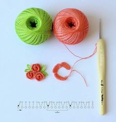 Crochet brooch in butterfly shape tutorial instructions – ArtofitThis miniature crochet puff flower is perfect for your bridesmaid gift. Crochet Puff Flower, Crochet Flower Tutorial, Crochet Flower Patterns, Crochet Designs, Crochet Flowers, Knitting Patterns, Weaving Patterns, Easy Knitting, Crochet Ideas