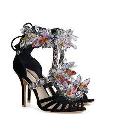 2a00f8c59 Sophia Webster Glacia Crystal embellished 110 sandals (6