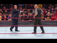 WWE News: Goldberg spears his first victim in 12 years http://youtu.be/z-sG8aQxYwY