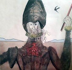 Don Quixote 1979 by Salvador Dali - Lithograph