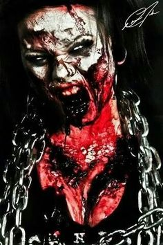 life is hard and then you die. then they throw dirt in your face. then the worms eat you. Horror Films, Horror Art, Creepy Horror, Creepy Art, Dark, Fictional Characters, Image, Destruction, Makeup