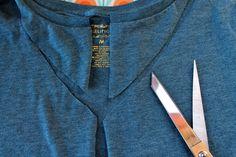 Ten Minute Spring T-Shirt Shrug   eHow Crafts   eHow