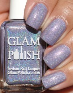 KellieGonzo: Glam Polish Every Witch Way Collection [Partial] Swatches & Review