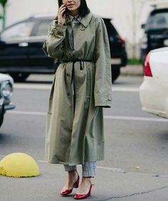 Amarrando o trench coat @stylesightworldwilde