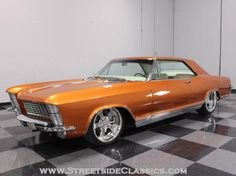 AutoTrader Classics - 1965 Buick Riviera Coupe Orange Other Automatic Other | American Classics | Lithia Springs, GA