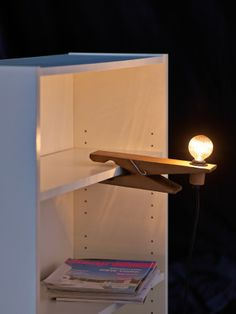Clamp Lamp par Ola Giertz