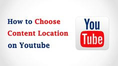 Watch Movies, TV Shows, Music Albums and Tutorials only on http://www.a2ztube.co How to Choose Content Location on YouTube? 1. Open your Favorite Browser. 2....
