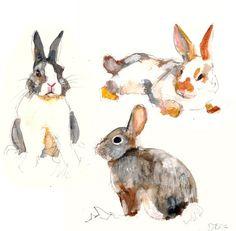 Bunnies, Joanna Barnum