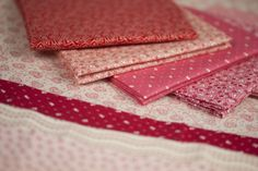 Fall in love with these delicate and beautiful prints. The Little Sweethearts collection by Renee Nanneman is now available at your local, independent quilt shop.