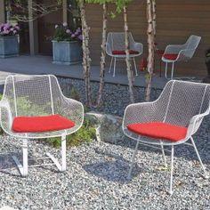 Sleek, Modern Front Porch  hayneedle.com