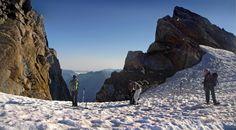 Vignemale summit.