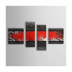 ce tableau dco est peint la main sur httptableaux online - Tableaux Abstraits Colors