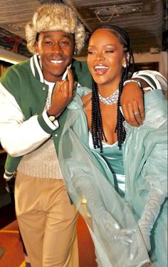 Best Duos, Black Photography, Tyler The Creator, Your Girlfriends, Golf Outfit, Aesthetic Iphone Wallpaper, Print Pictures, Black Girls, Rihanna